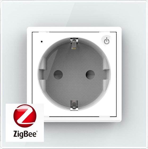 Розетка 220В WIFI ZigBee